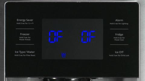 samsung fridge cooling only in manual mode