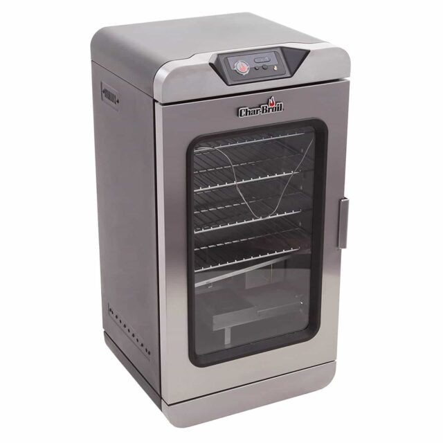 can digital electric smoker model 15202043 be used manually