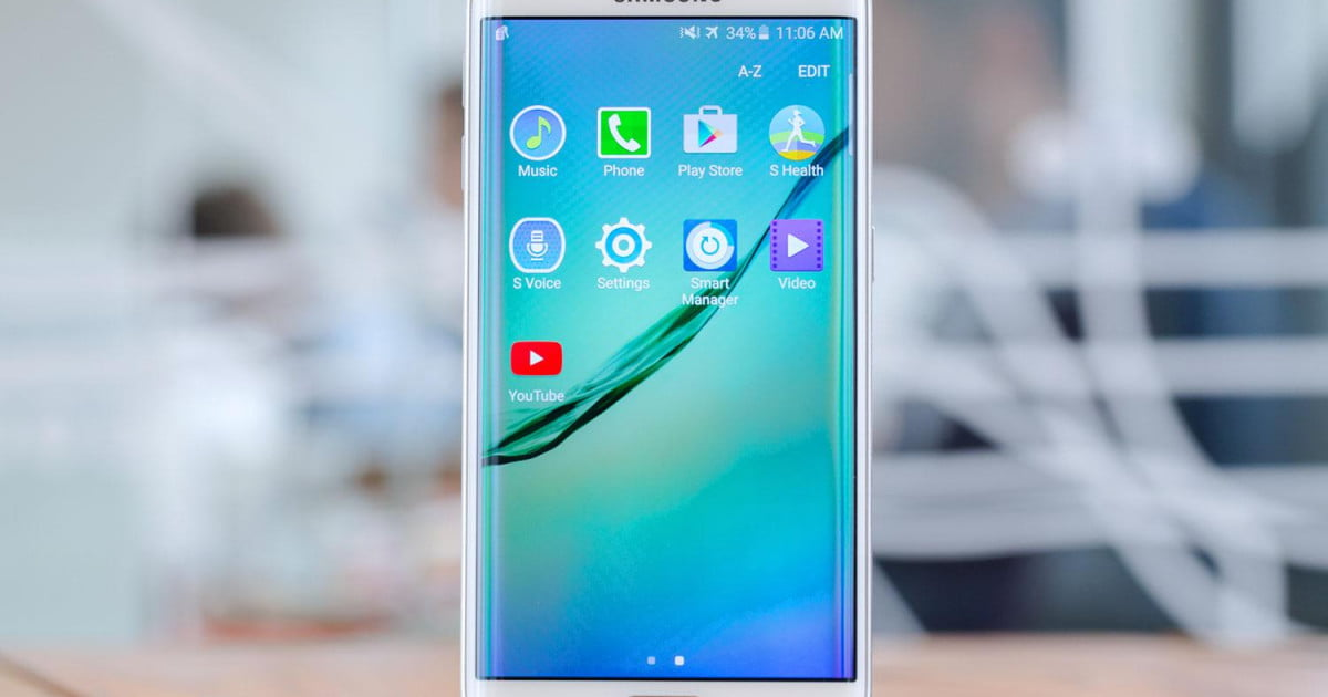 how to manually reset samsung galaxy s6