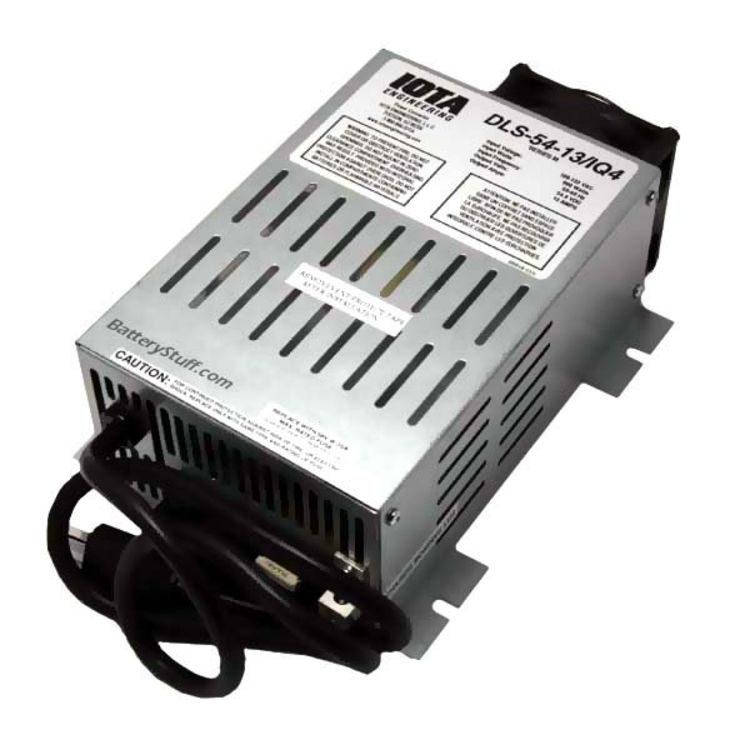 iota 54-13 battery charger manual download