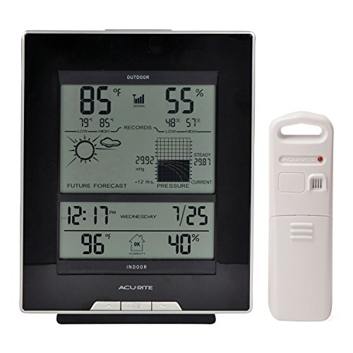 acurite weather station manual model 01036