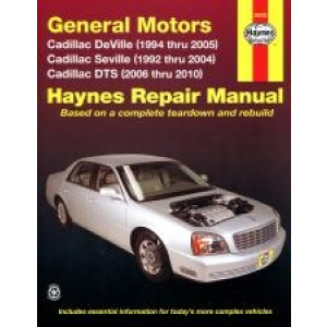 download 92 cadillac deville owners manual