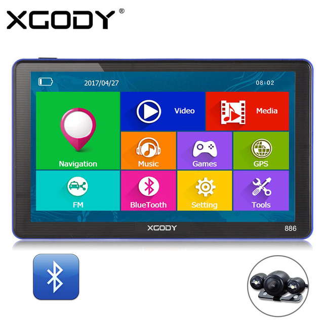 download detailed user manual for xgody 886 gps