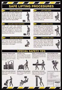 lifting it right safety manual pdf