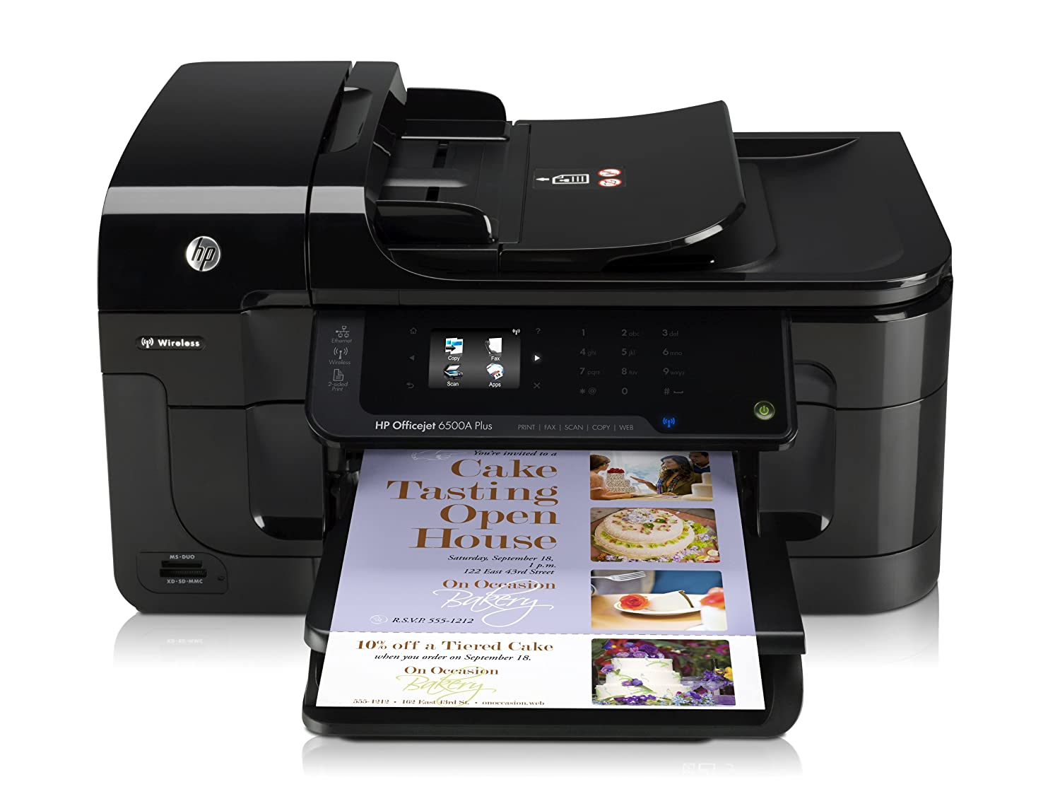 manual for hp officejet 6500 e709a